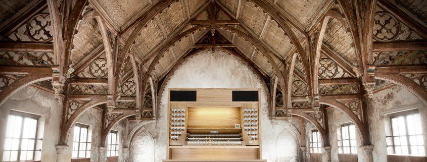 Johannus LiVE orgel